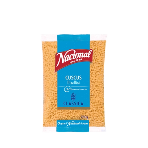 Massa Couscous Nacional (emb. 250 gr)