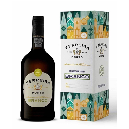 Ferreira Porto Branco Douro Ferreira (garrafa 75 cl)