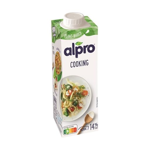 Creme Culinária Soja Alpro (emb. 250 ml)