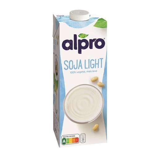Bebida de Soja Original Light Alpro (emb. 1 lt)