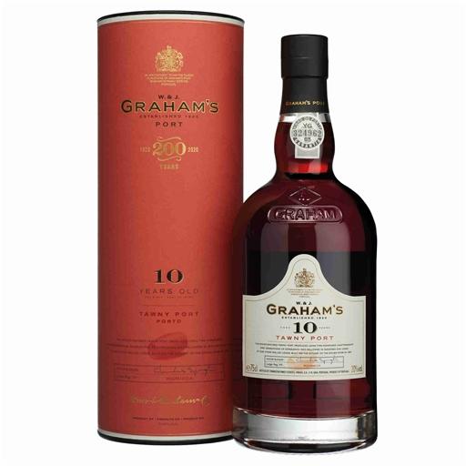 Porto Graham's 10 Anos (75cl)