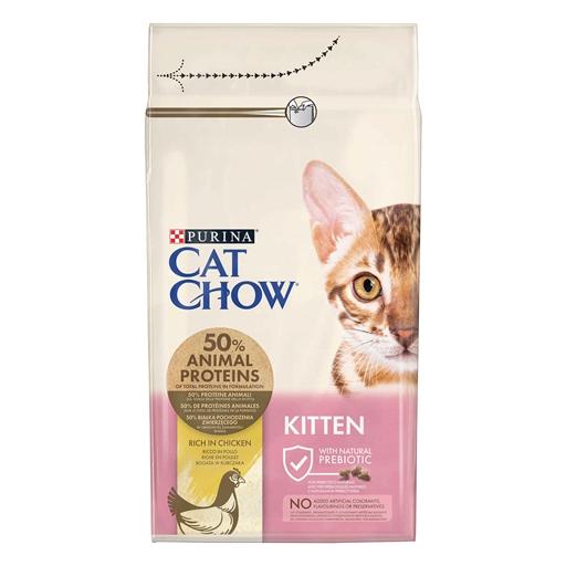 AL SECO P/GATINHO KITTEN 1.5KG CHOW
