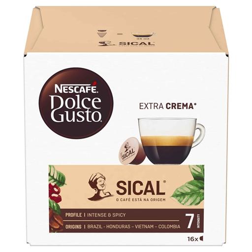 Café Sical Cápsulas Dolce Gusto (emb. 16 un)