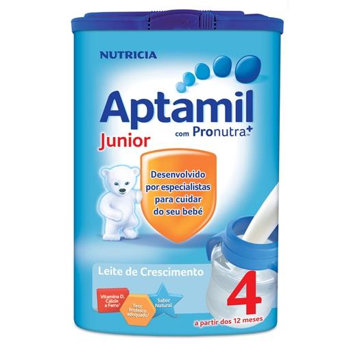 Leite Júnior 4 Aptamil (emb. 750 gr)