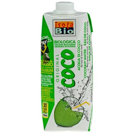 Água de Coco Biológico Isola Bio (emb. 500 ml)