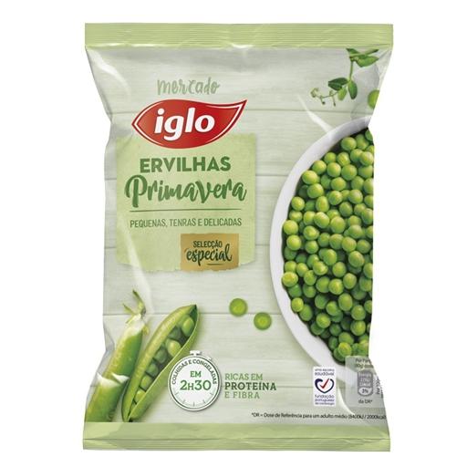 Ervilhas Primavera Iglo (emb. 500 gr)