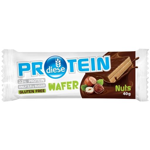 Barras Proteica Wafer Avelã Diese (emb. 40 gr)