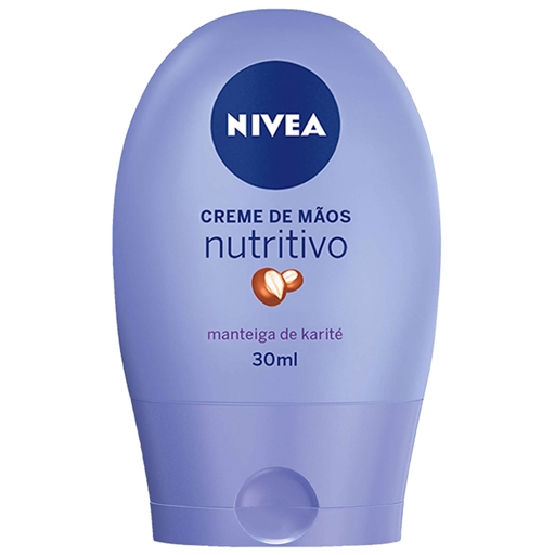 Creme de Mãos Nutritivo Nivea (emb. 30 ml)