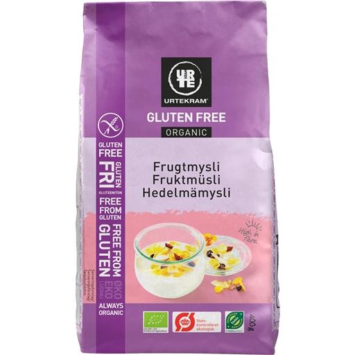 Muesli de Fruta sem Glúten Bio Urtekram (emb. 400 gr)