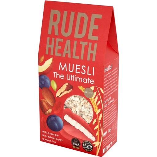 Muesli Superior Bio Rude Health (emb. 500 gr)