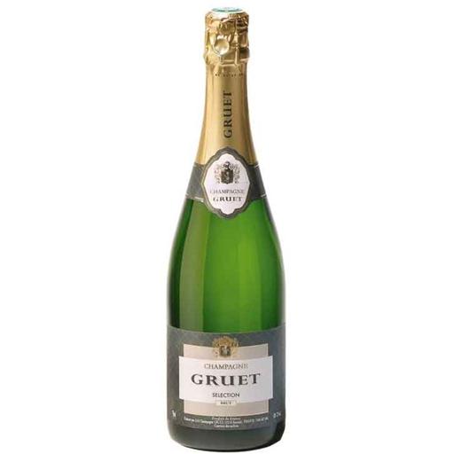 Champanhe Gruet Bruto (garrafa 75 cl)