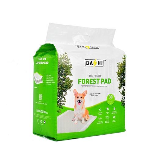 RESGUARDO DASHI FOREST PAD 60X40CM 30UN