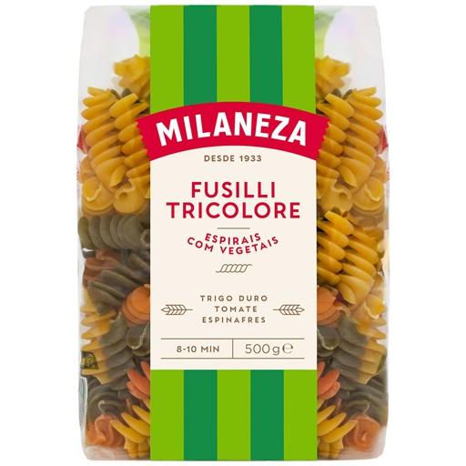 Massa Espirais Tricolor
