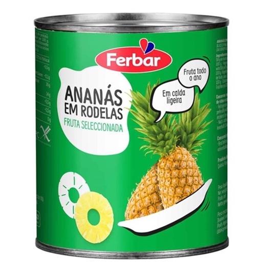 Ananás em Calda