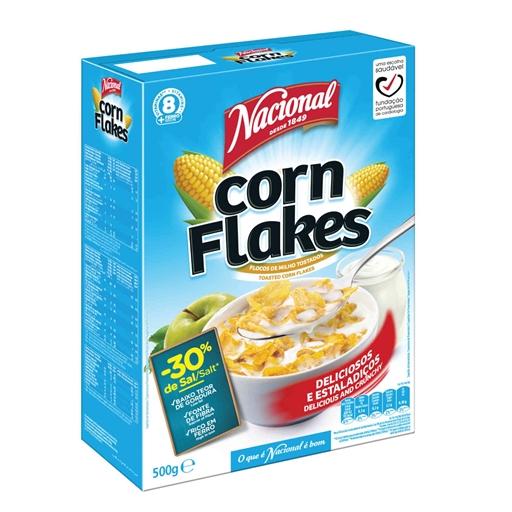 Cereais Milho Corn Flakes