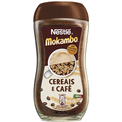 Bebida de Cereais com Café