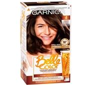 Coloração Permanente Belle Color- Castanho 4.0