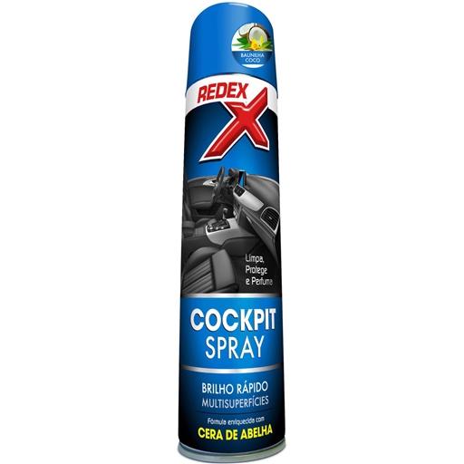 Brilho Rápido Cockpit Spray