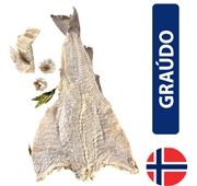 Bacalhau Graúdo Asa Branca 1ª Noruega