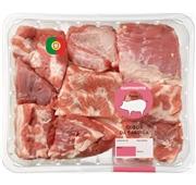 Rojões de Porco - Barriga Familiar
