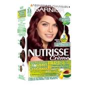 Coloração Permanente Nutrisse Crème Castanho Avermelhado Profundo 3.6