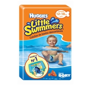 Cuecas Banho Little Swimmers - Tamaho 12-18 Kgs