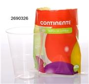 Copo Cerveja Plástico Transparente