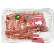 Entrecosto de Porco em Tiras