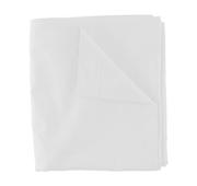 Lençol Individual 240 x 280 cm Branco Ácido