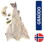 Bacalhau Graúdo 1ª Noruega Cura Tradicional