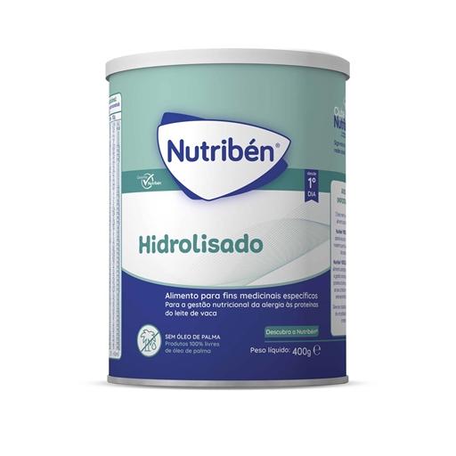 Leite Hidrolisado - Nutribén - Well's pt