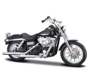 Veículo Mota Harley Davidson Escala 1:18 Sortido