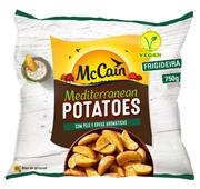 Batatas em Gomos Mediterranean