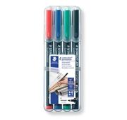 Marcador Permanente Lumocolor F