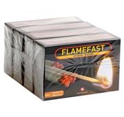 Conjunto 4 Caixas Fósforos Flamefast