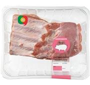 Entrecosto Carnudo de Porco