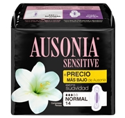 Pensos Higiénicos Sensitive Normal Abas