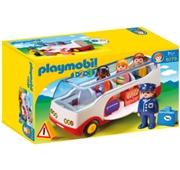 Playmobil 1.2.3 - Autocarro do Aeroporto - 6773