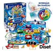 Jogo Party & Co Disney Lite