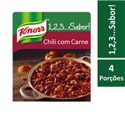 Chili com Carne Saqueta  1,2,3 Sabor