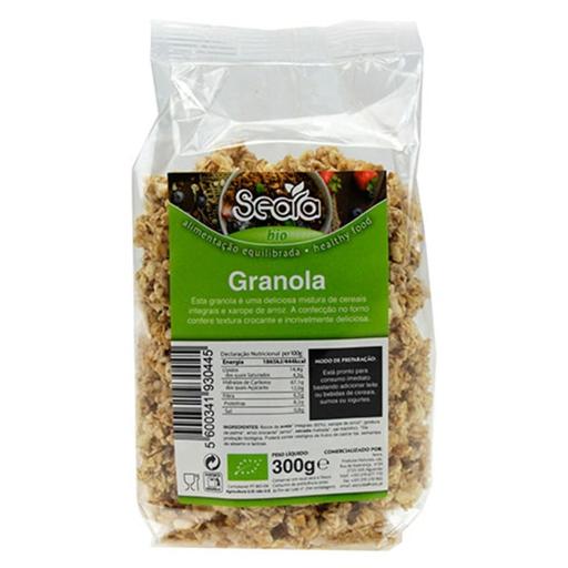 Granola Biológica