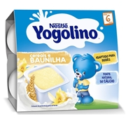YOGOLINO Alimento Lácteo Cereais e Baunilha +6 Meses