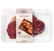 Bife do Lombo de Bovino - Carne Maturada