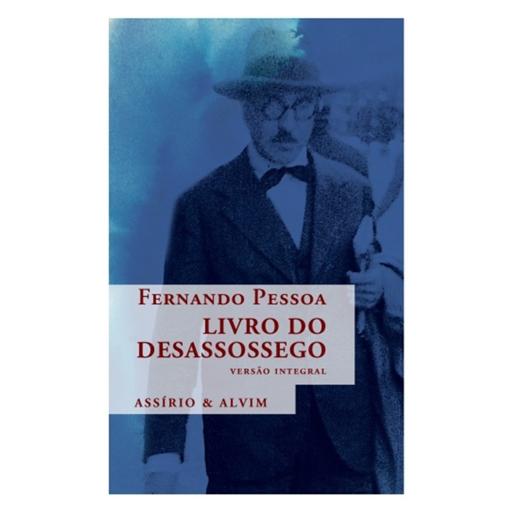Fernando Pessoa Livro Do Desassossego Porto Editora Continente