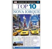 """Guia Viagens """"Top 10 Nova Iorque"""""""