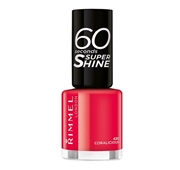 Verniz de Unhas 60 Seconds Coralicious 430