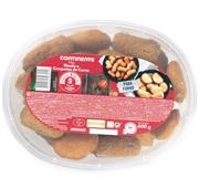 Mini Croquetes e Rissóis de Carne Pré-Fritos