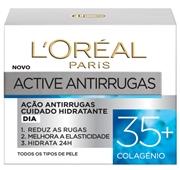 Creme de Dia Active Antirrugas 35+