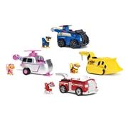 Paw Patrol - Veículos Deluxe com Sons