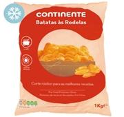 Batatas em Rodelas